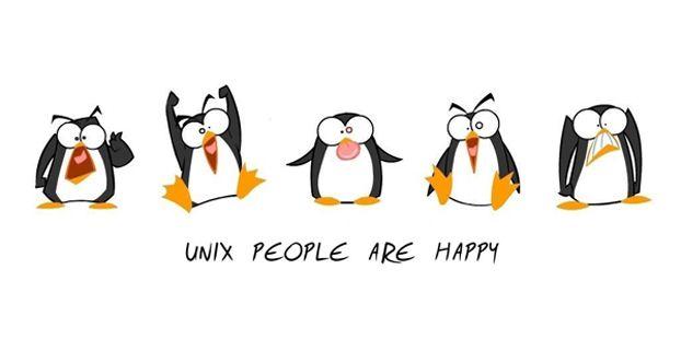 Linux vs. Unix:有什么不同?